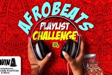 #BoomFelabration is here again! Enter the Afrobeats Playlist Challenge To Win Big This Season