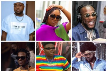 Naira Marley, Rexxie Missing As Headies Announces 2019 Nominees List | See Full List