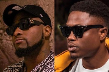 Vector & Davido Set To Drop New Music
