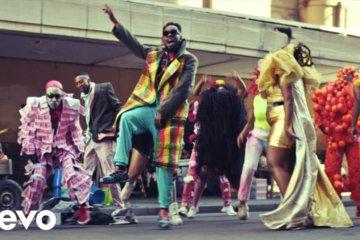 VIDEO: Patoranking - Open Fire ft. Busiswa