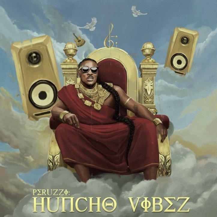 Peruzzi 'Huncho Vibez' Album Art