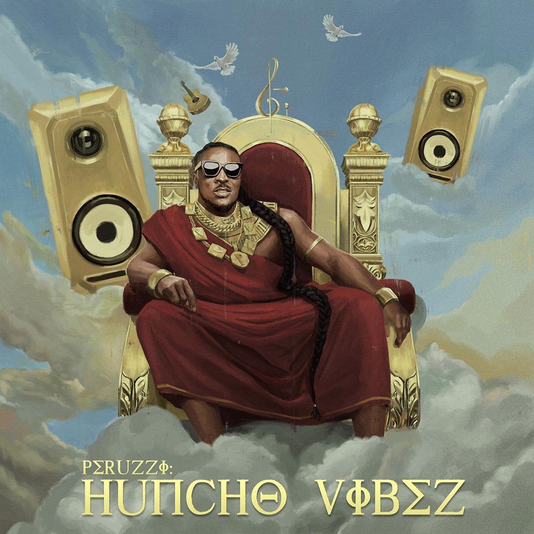 Peruzzi Huncho Vibes album