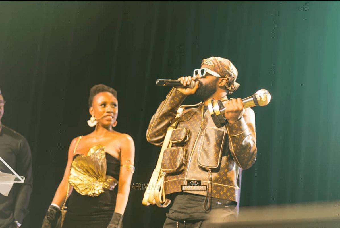Fally Ipupa at Afrimma 2019