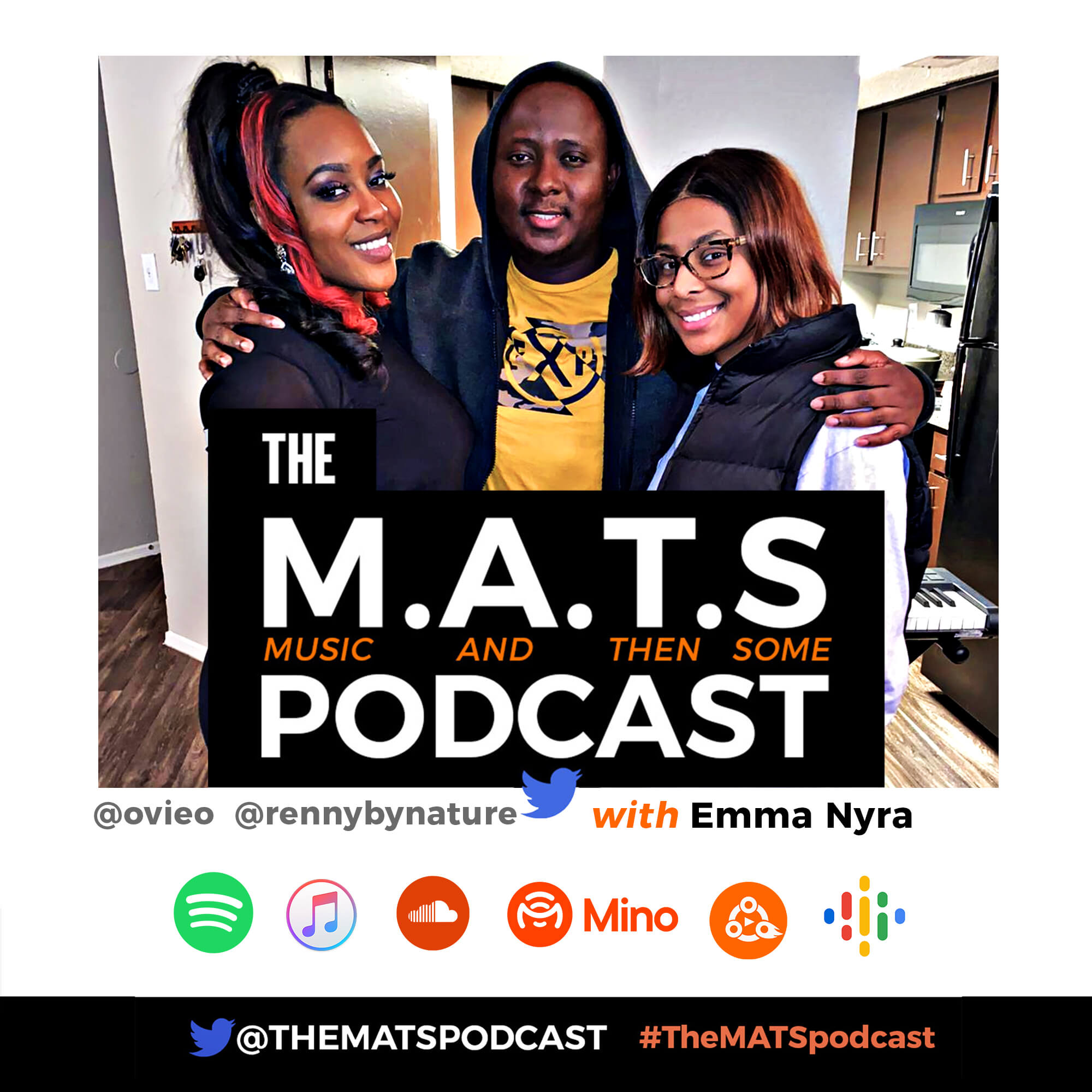 Wetin Concern God With Your Own Plans? | #theMATSpodcast (Ep. 20) ft. Emma Nyra
