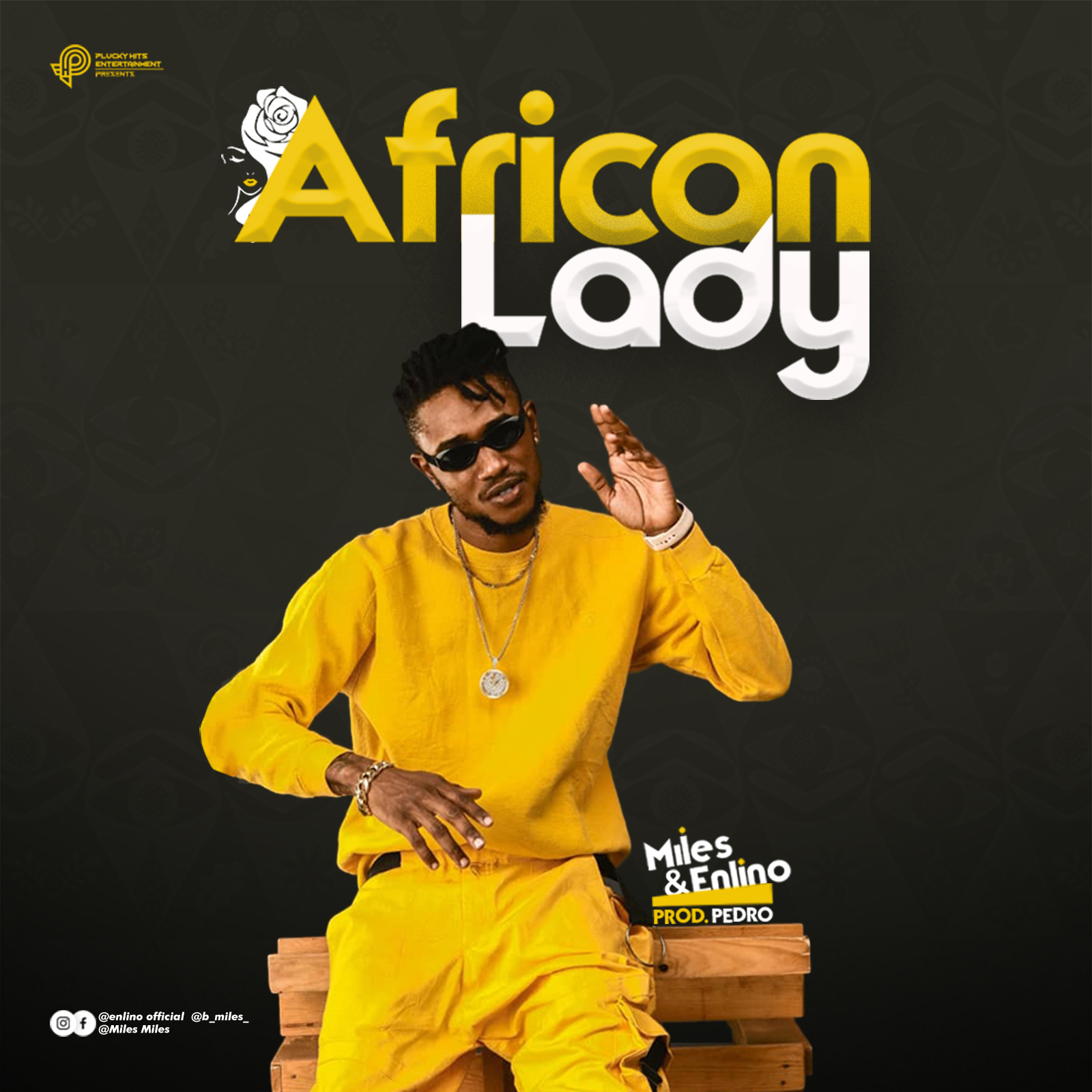 VIDEO: Miles – African Lady ft. Enlino
