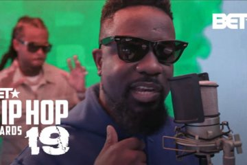 VIDEO: Sarkodie & Kalash - The Best International Flow Cypher! | BET Hip Hop Awards '19