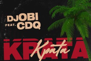 """DJ OBI teams up with CDQ to release 1st single """"Kpata Kpata"""""""