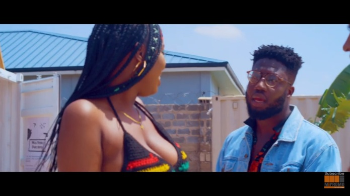 VIDEO: Gidochi ft. Stonebwoy – High With Me