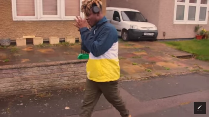 VIDEO: Quamina Mp – Mankessim To London