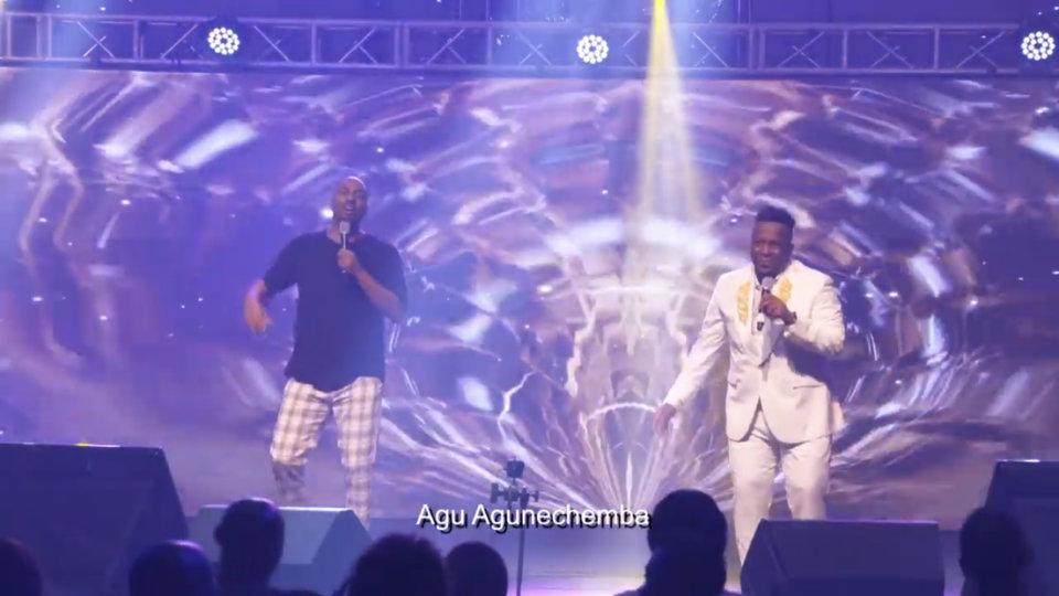 VIDEO: Eben ft. Phil Thompson - Agunechemba