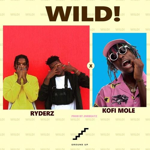 Ryderz x Kofi Mole – Wild - download mp3