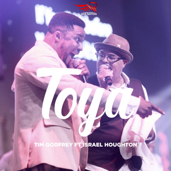 VIDEO: Tim Godfrey ft. Israel Houghton - Toya