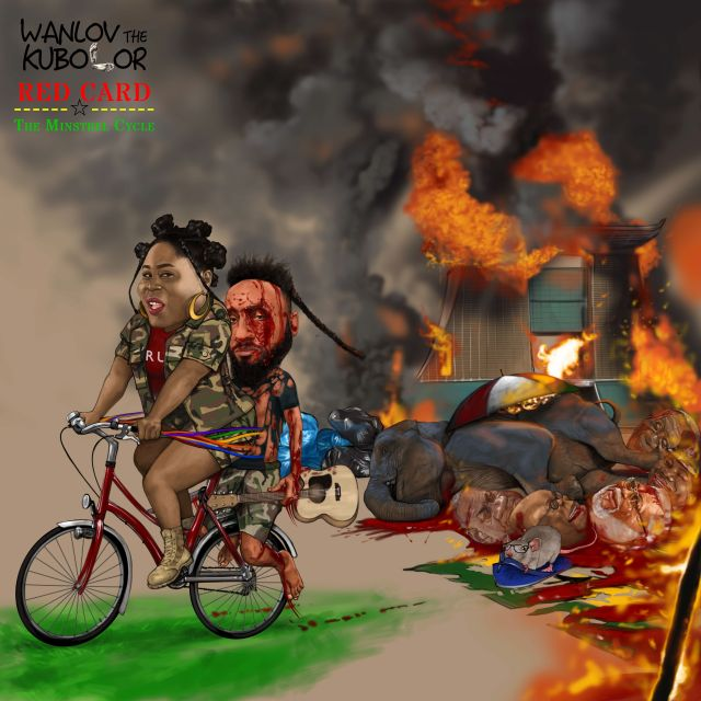 Wanlov The Kubolor ft. Sena Dagadu – The Once