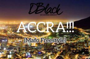 D-Black – Accra (Mafo Cover)