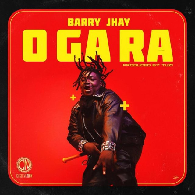 Barry Jhay - Ogara