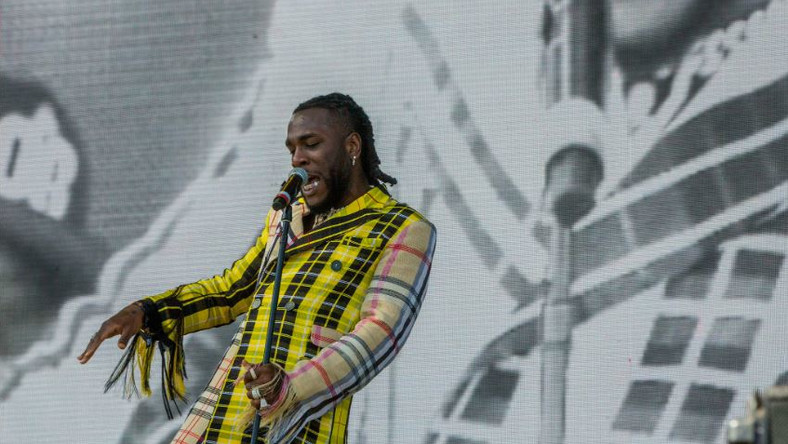 Watch highlight of Burna's performance In Preparation For his Xmas show