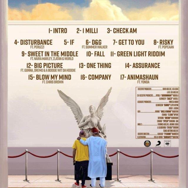 Davido 'A Good Time' Album Tracklist
