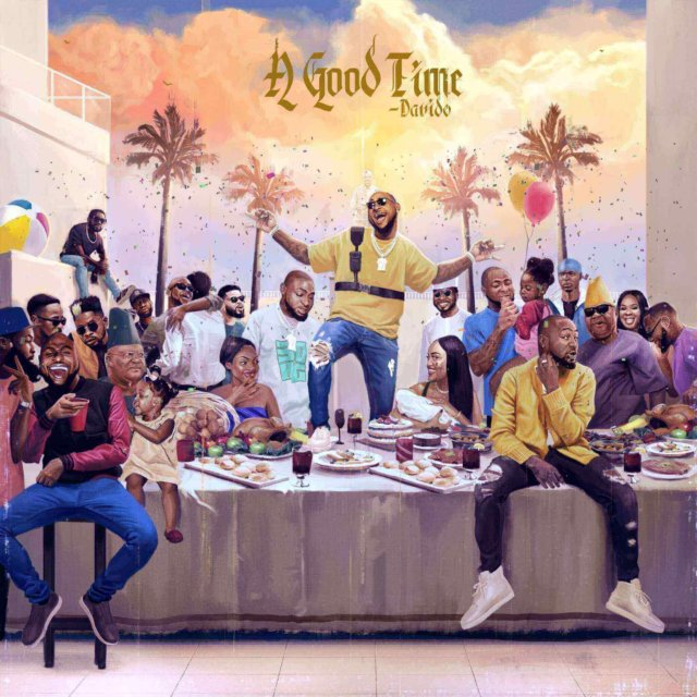 Davido - A Good Time (Album)