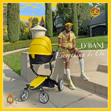 DBanj - Everything Is Ok