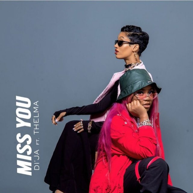 VIDEO: Di'ja ft. Thelma - Miss You