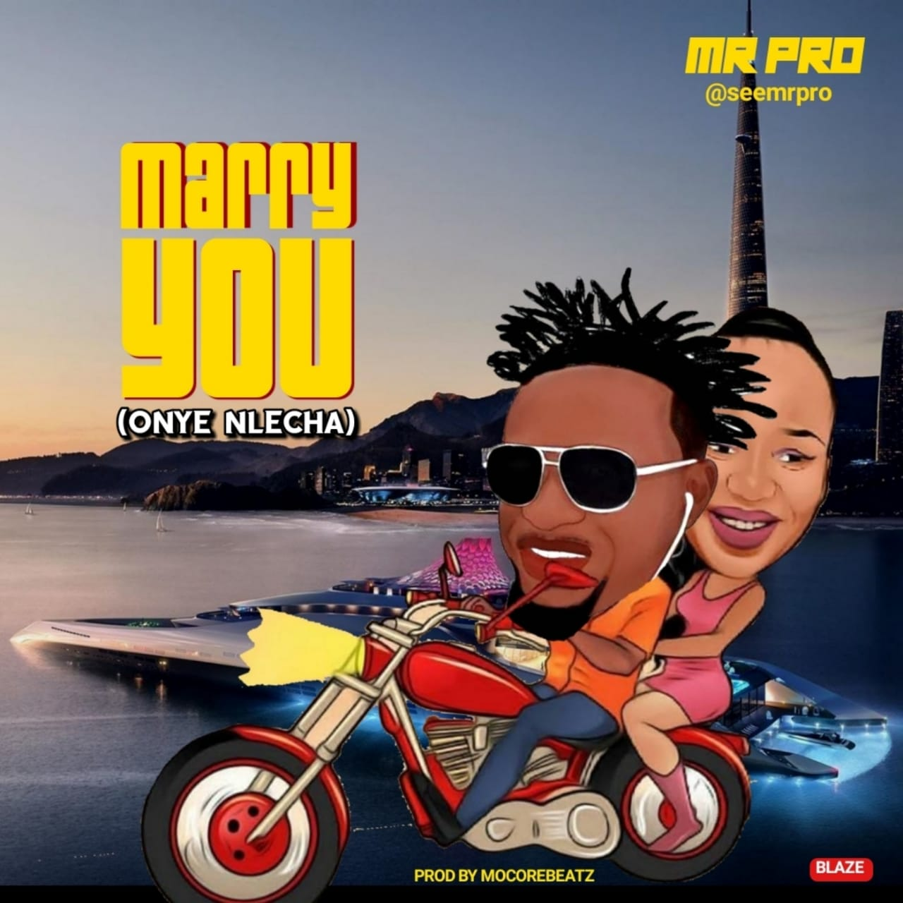 Mr PRO – Marry You - Download Mp3