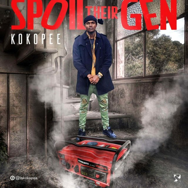 Kokopee – Spoil Their Gen Beyond Repair (EP)