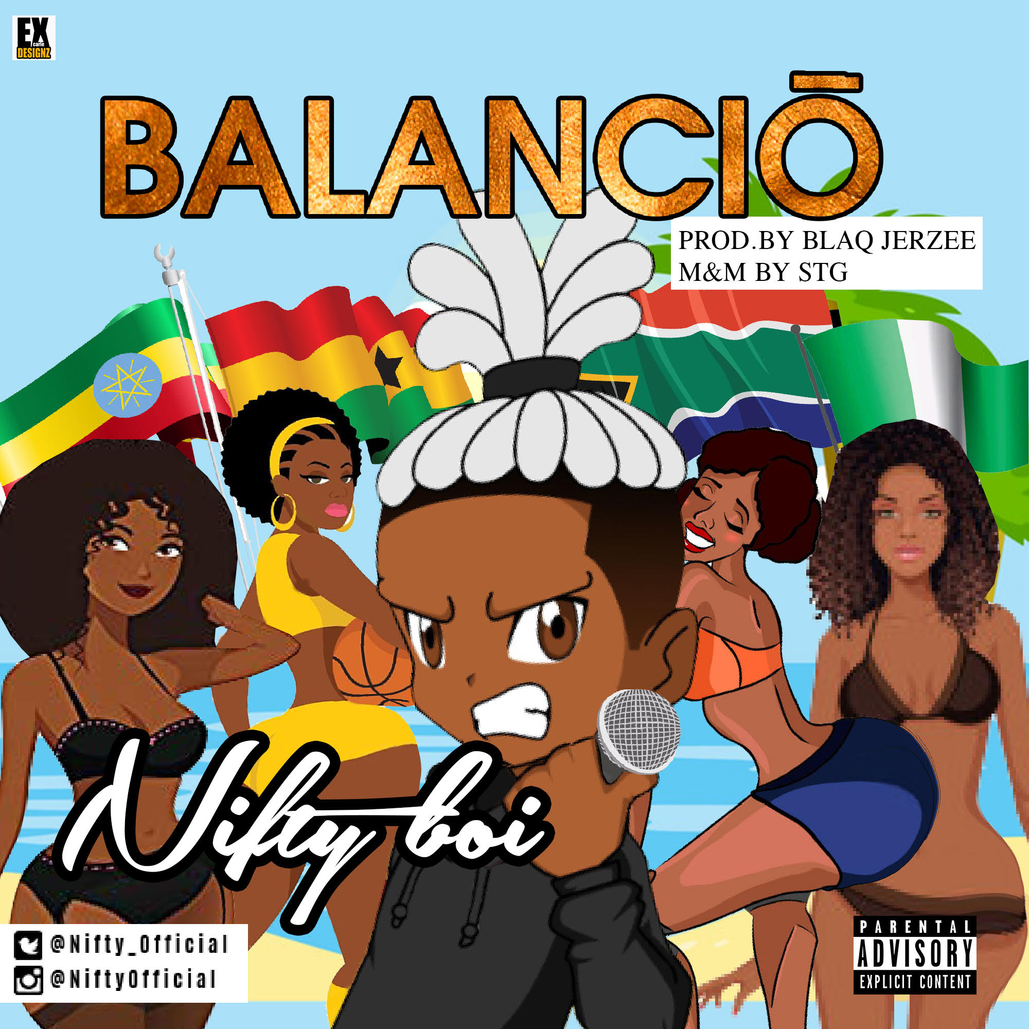 Nifty Boi – Balancio -Download mp3