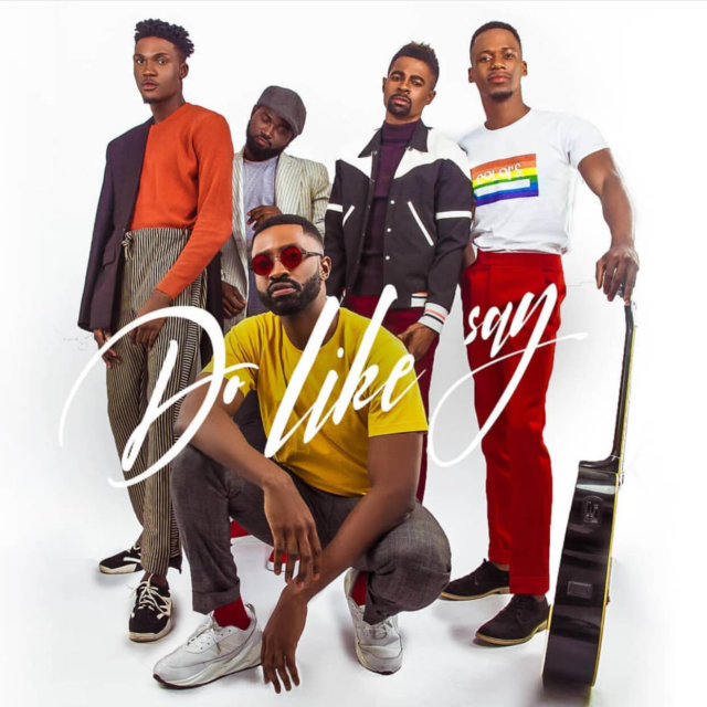 Ric Hassani - Do Like Say ft. DBYZ