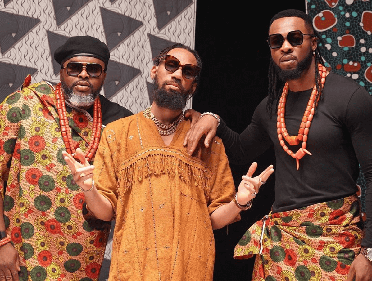 VIDEO: Phyno ft. Flavour - Vibe