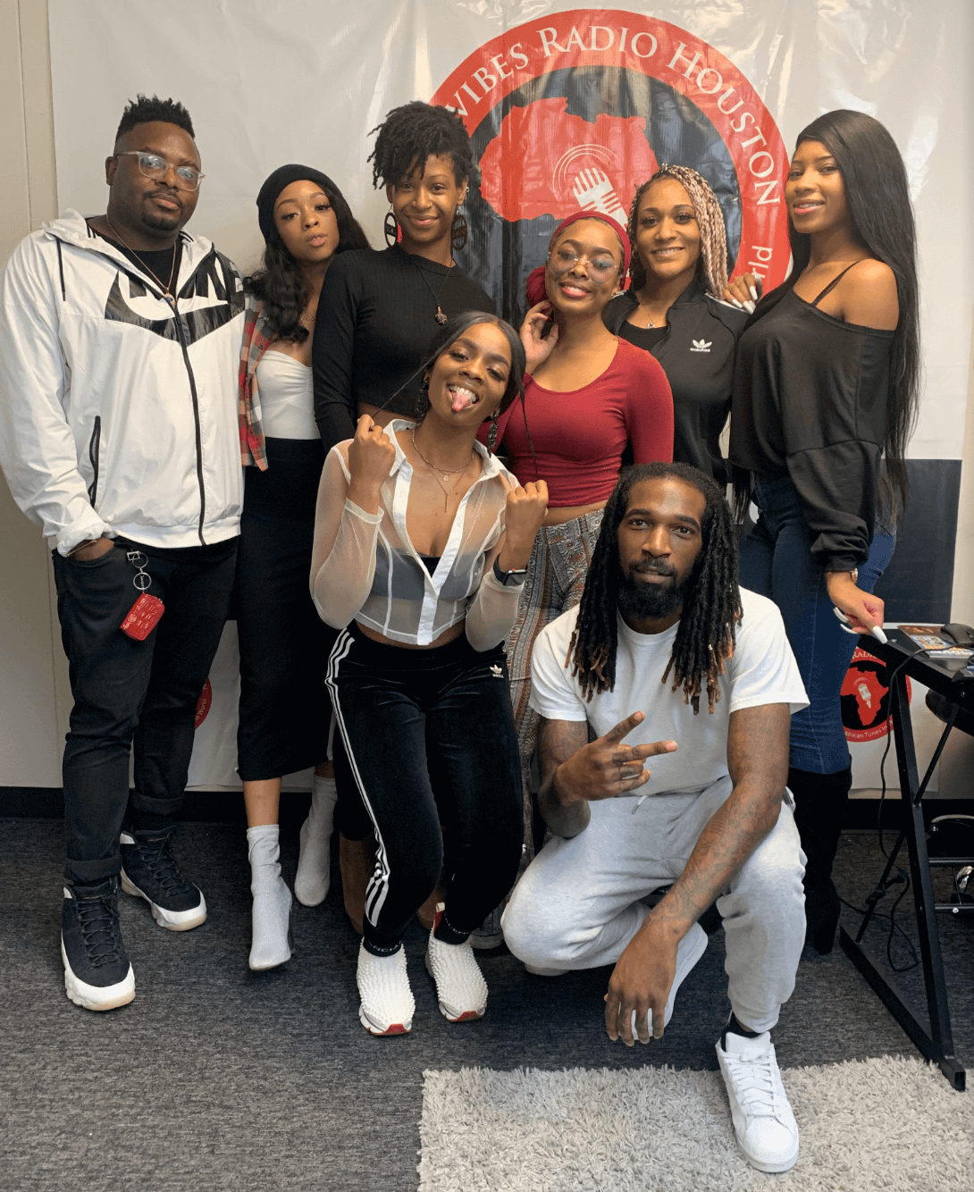 AfroVibes Radio | The Tea Club Show | Interview with Hiphop Rapper: KAYY KILO