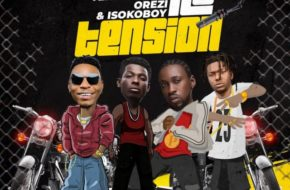 Solidstar - No Tension ft. Terry Apala, Orezi & Isoko Boy