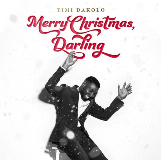 Timi Dakolo - Merry Christmas, Darling (Album)