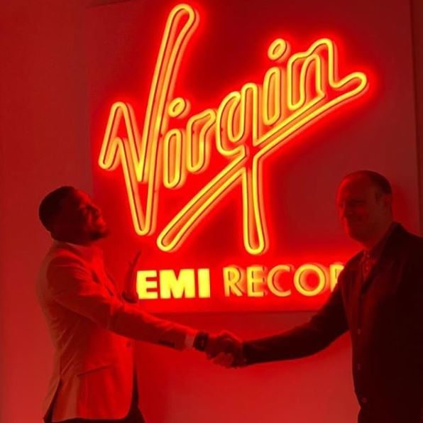 Timi Dakolo Virgin EMI Records - 2019