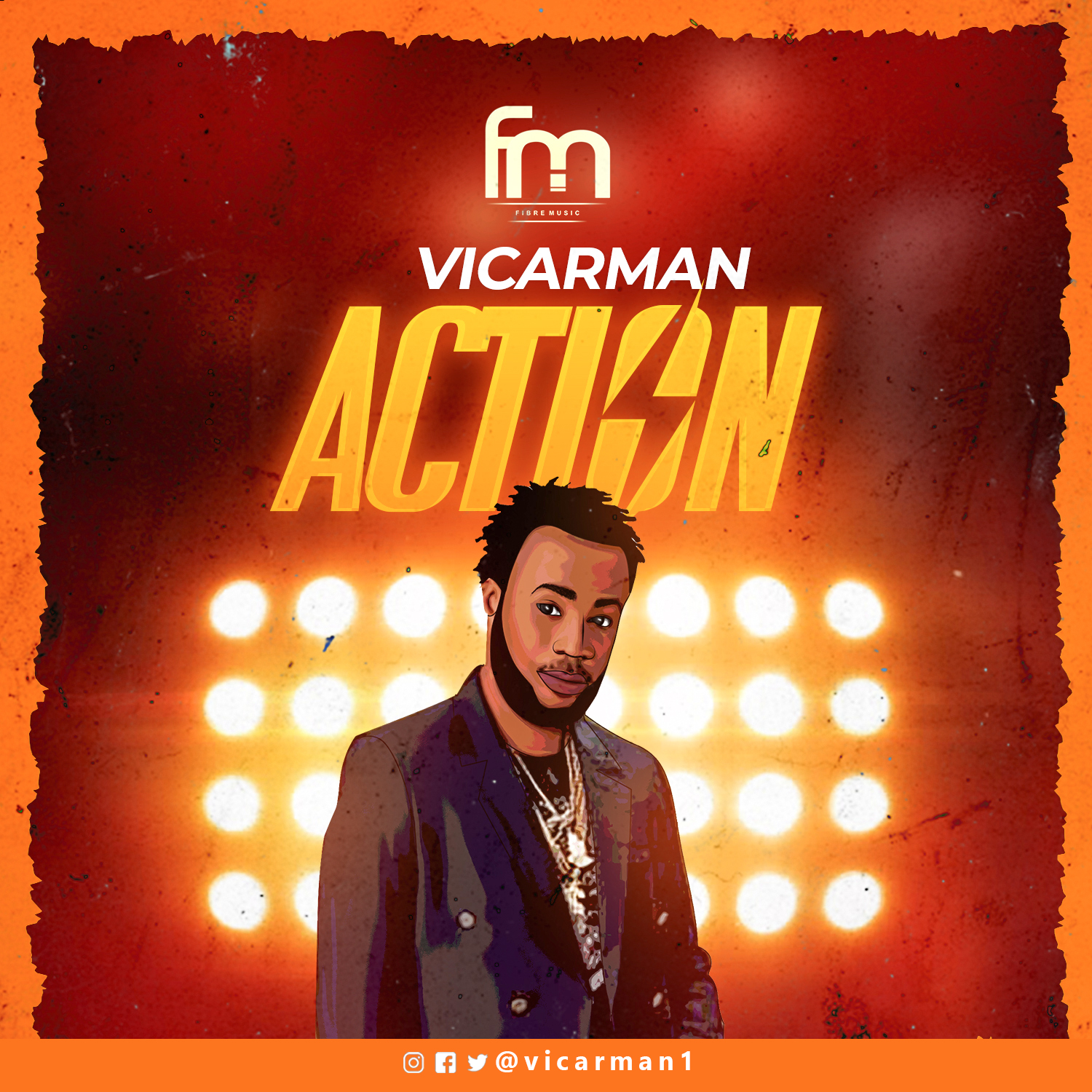 Vicarman – Action