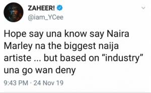 Ycee Naira Marley