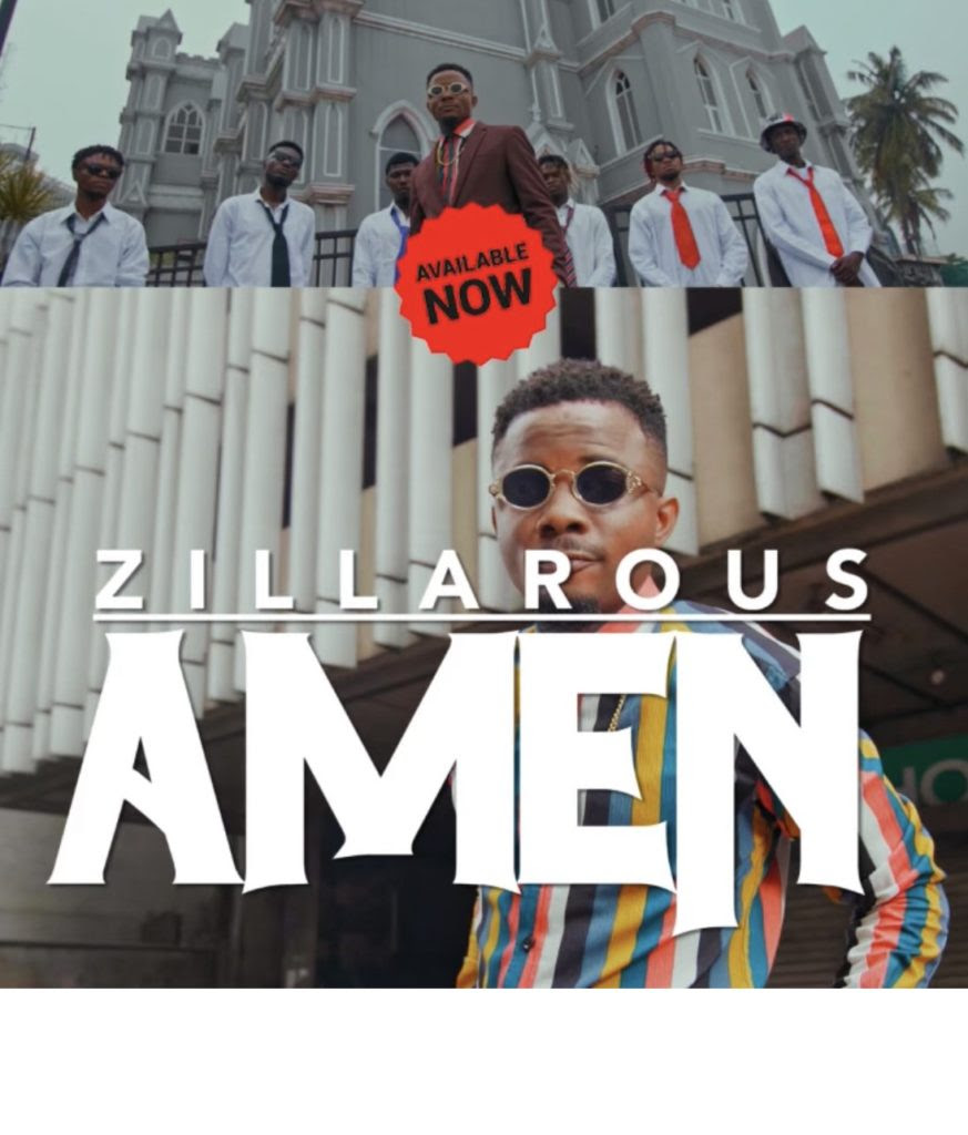 Video + Audio: Zillarous – Amen