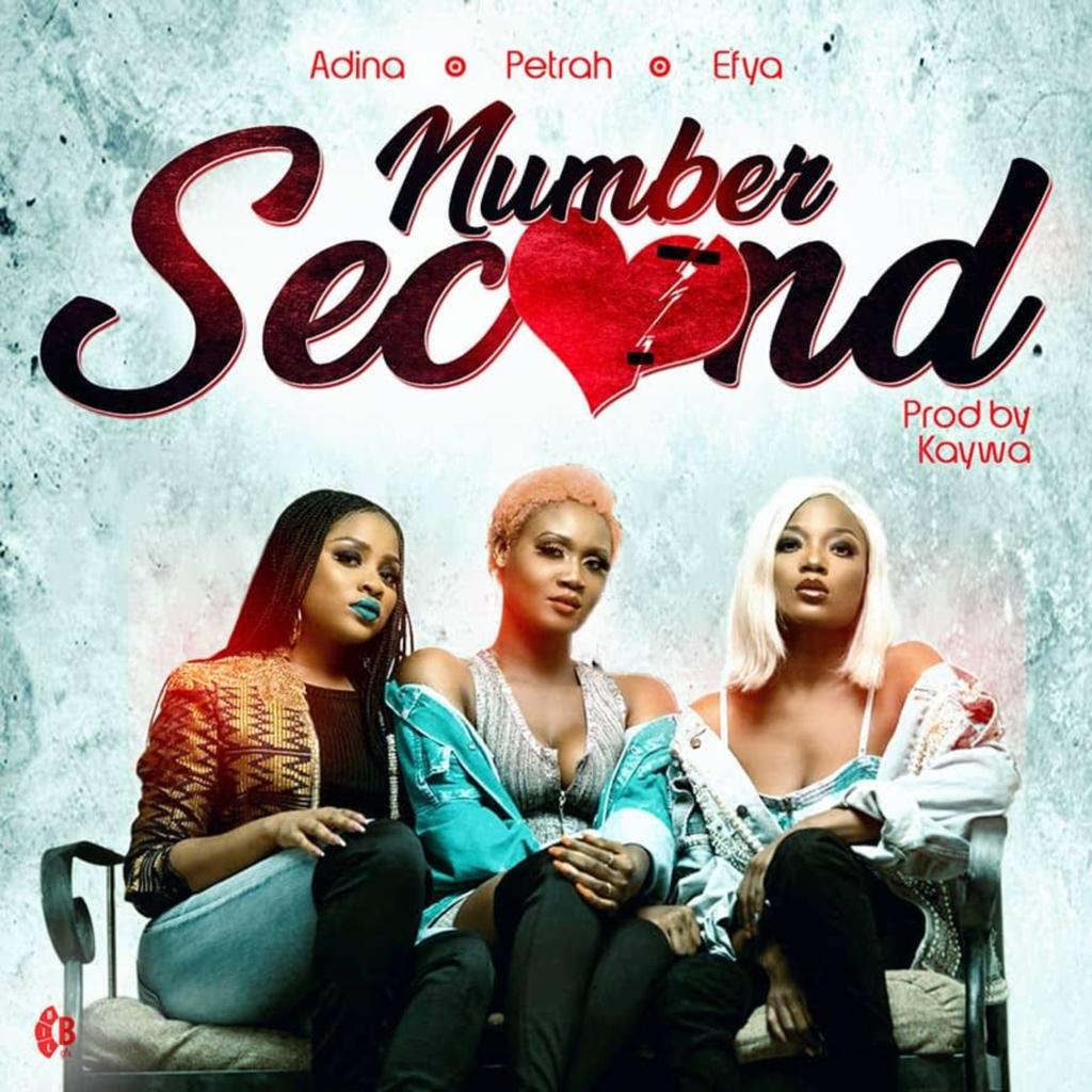 Petrah ft. Adina & Efya - Number Second