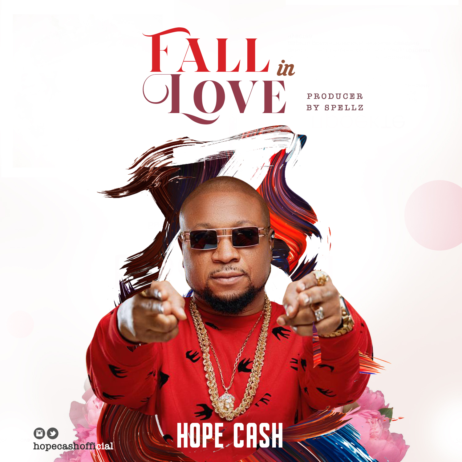 VIDEO: Hope Cash – Fall in Love