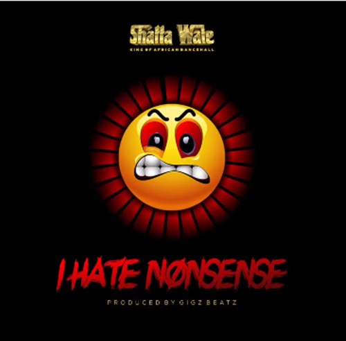 Shatta Wale – I Hate Nonsense