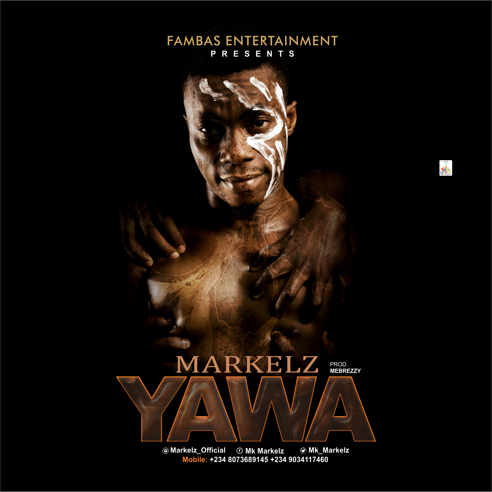 Markelz – Yawa - Download mp3