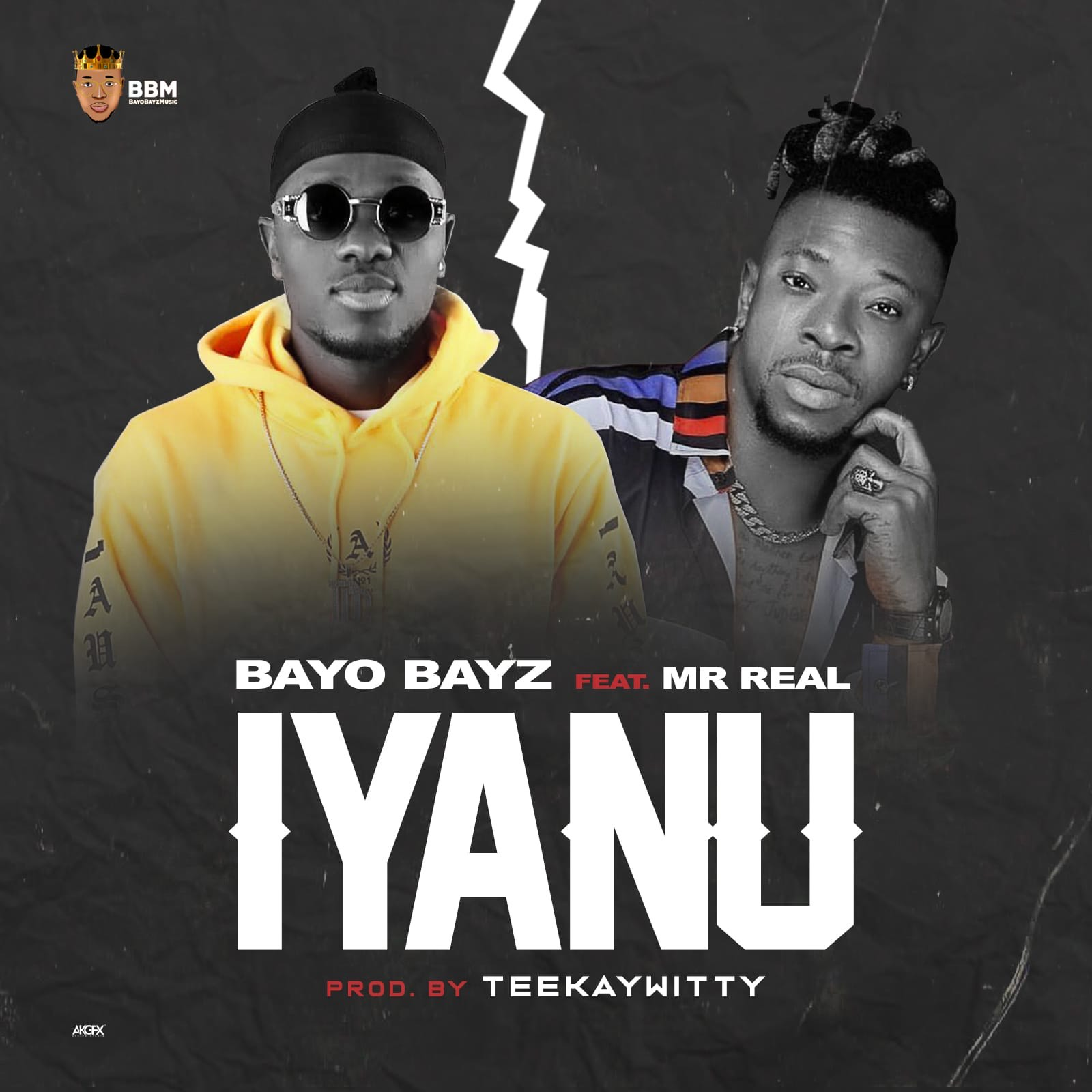 Bayo Bayz ft. Mr Real – Iyanu (Prod. by Teekaywitty)