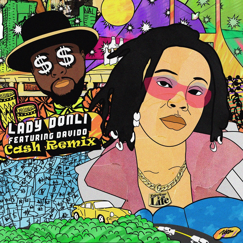 Lady Donli ft. Davido - Cash (Remix)