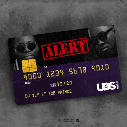 VIDEO: DJ Sly ft. Ice Prince - Alert (Visualizer)