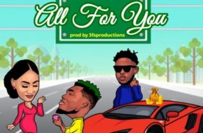 Camidoh ft. Medikal - All For You