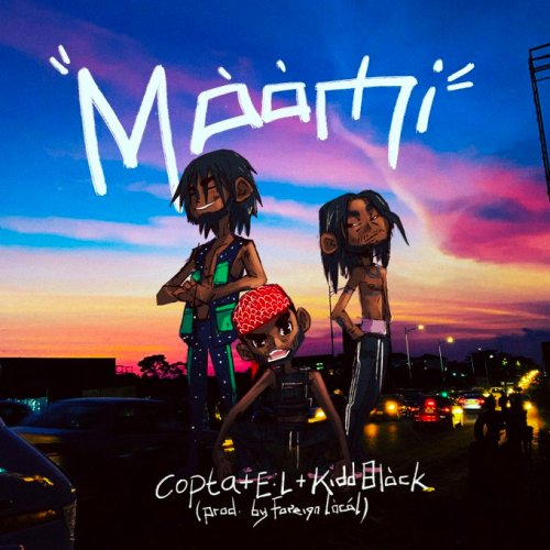 Copta ft. Kiddblack & E.L – Maami
