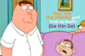 Dammy Krane - Pay Me My Money (Remix) ft. Medikal & B4bonah