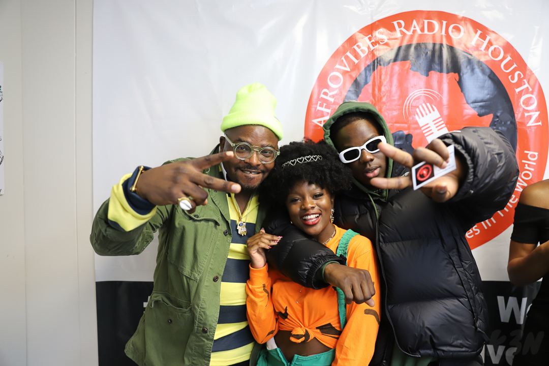 VIDEO: Rema on The Tea Club Show | AfroVibes Radio