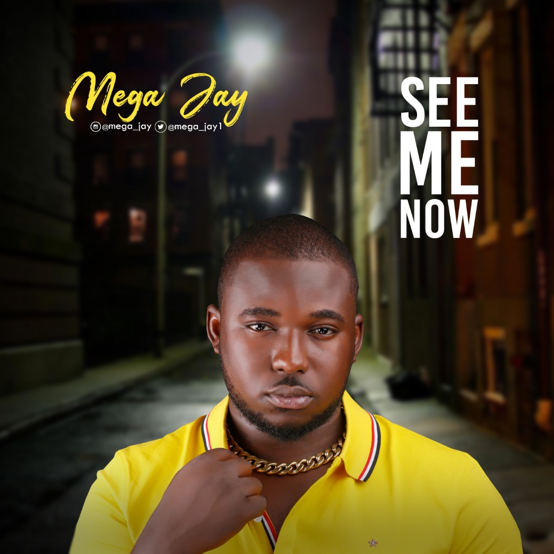 Mega Jay – See Me Now - Download mp3