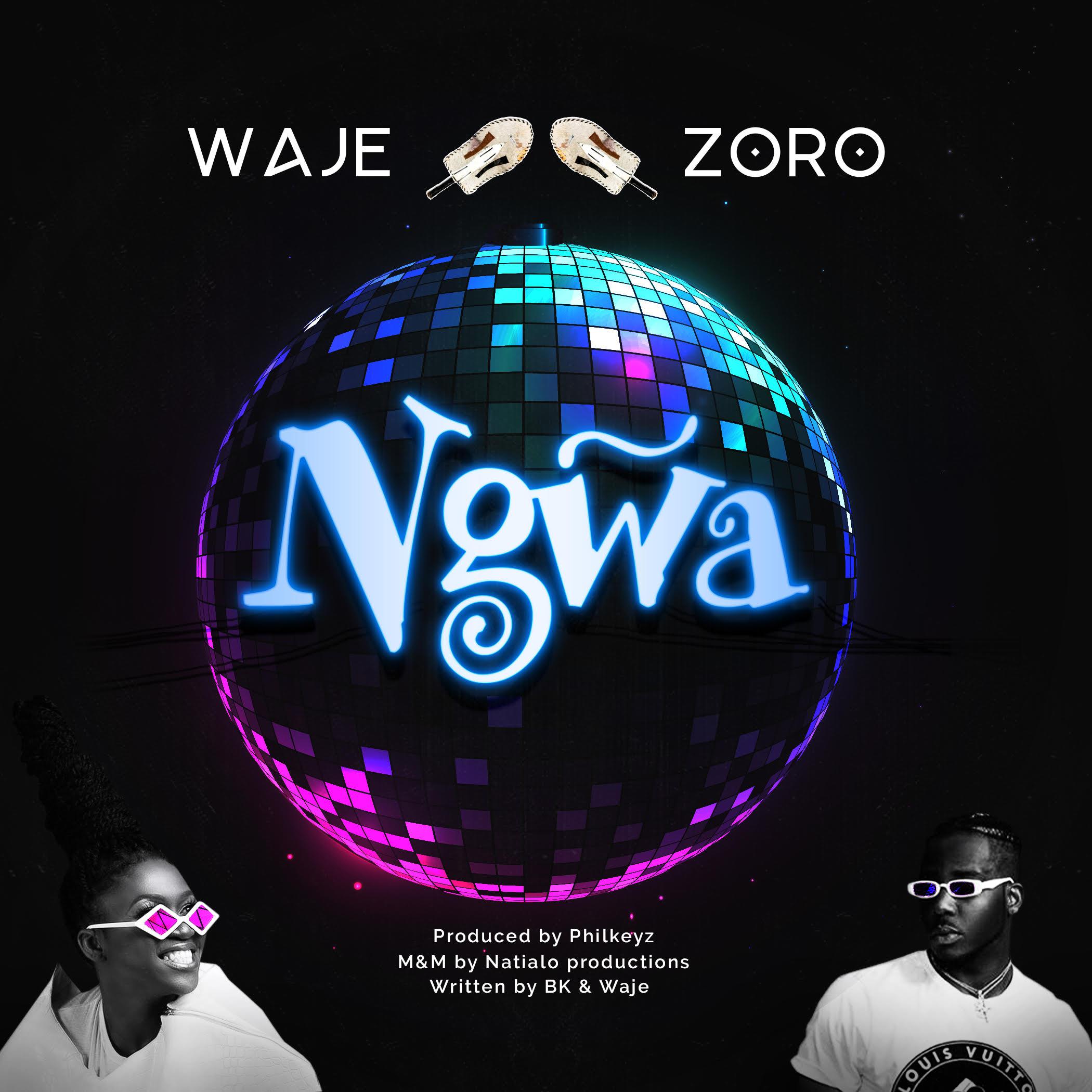 Waje x Zoro - Ngwa - download mp3