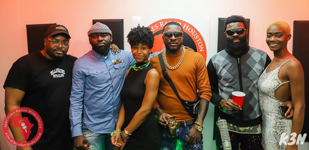VIDEO: Tzy Panchak on The Tea Club Show | Afrovibes Radio